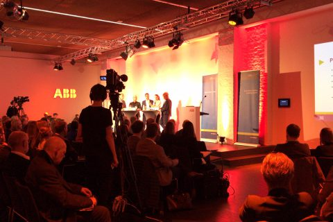 Foto Messe, Podiumsdiskussion