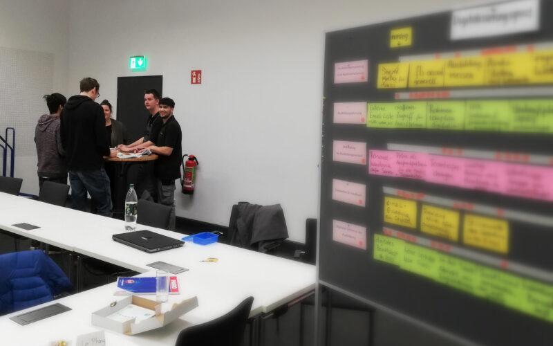 ein Bild vom Workshop zum Digi-Check