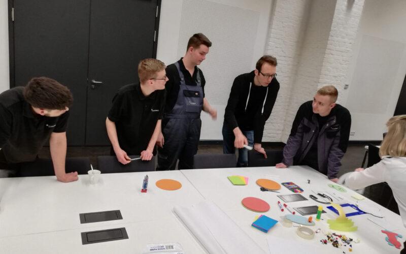 Workshop zur Ideenfindung