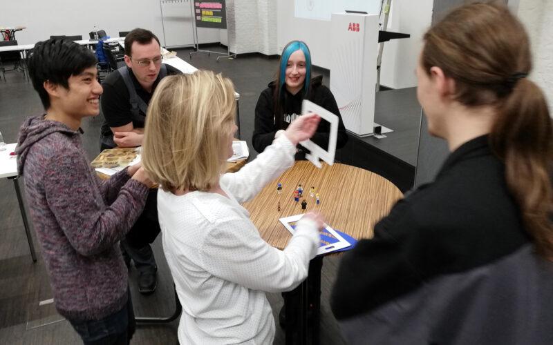 Prototyping im Be smart-Workshop